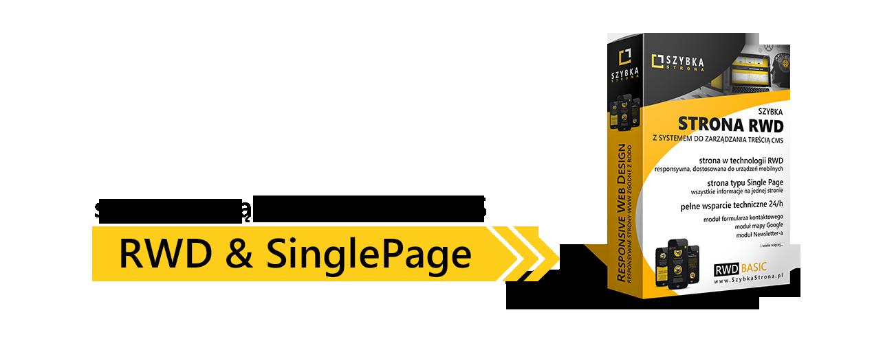 Potrzebujesz nowoczesnej i szybkiej strony www?